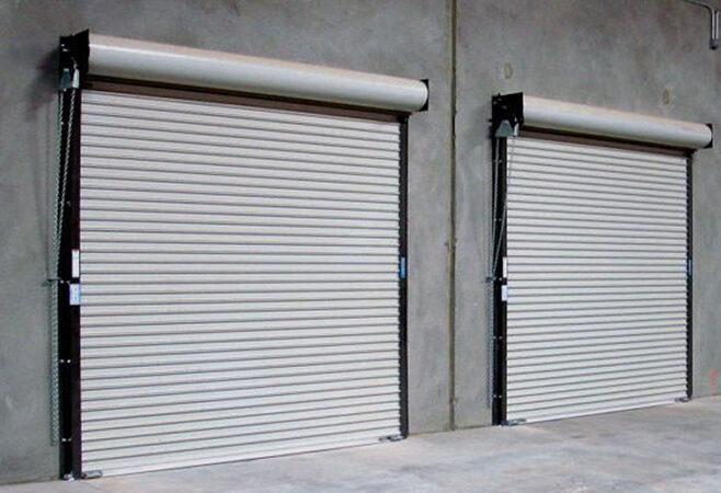 Comment choisir un rideau métallique d'entrepôt