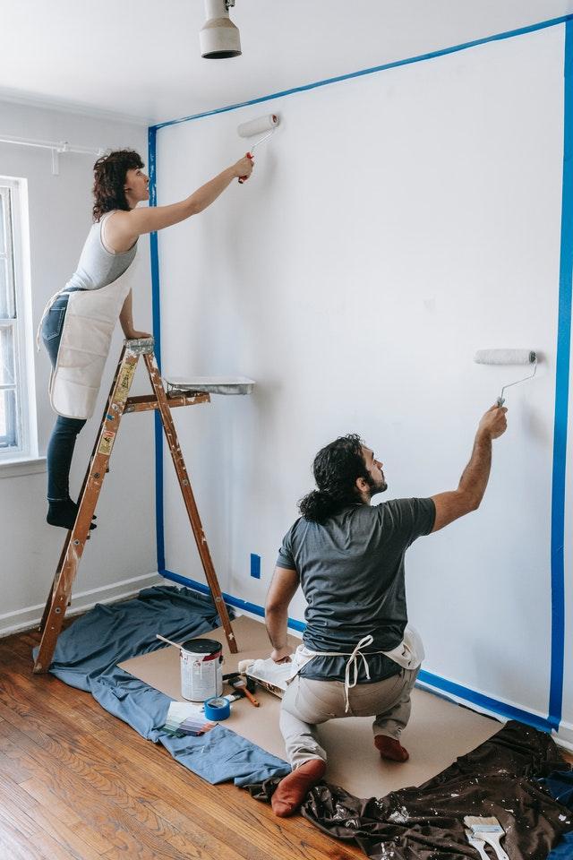 Investissez dans une nouvelle couche de peinture