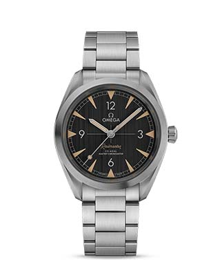 OMEGA RAILMASTER Co-Axial Master Chronomètre