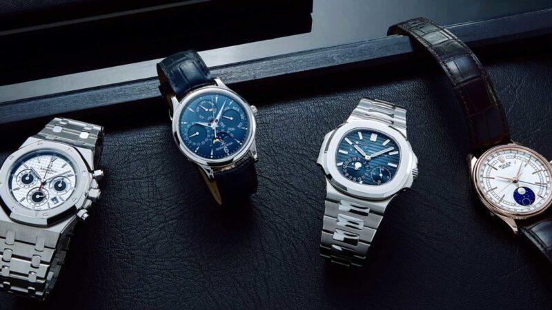 Top 10 montres à investir en 2021
