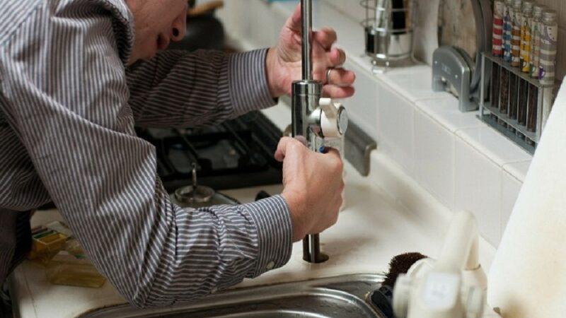 Que faire en cas de fuite d'eau non destructive ?