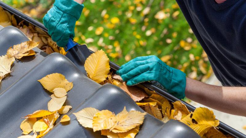 Comment nettoyer les gouttières pour éviter les dégâts d'eau ?